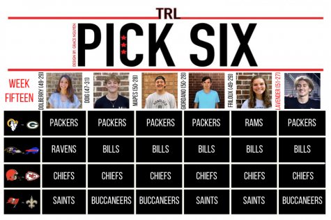 Pick 6: Winning week