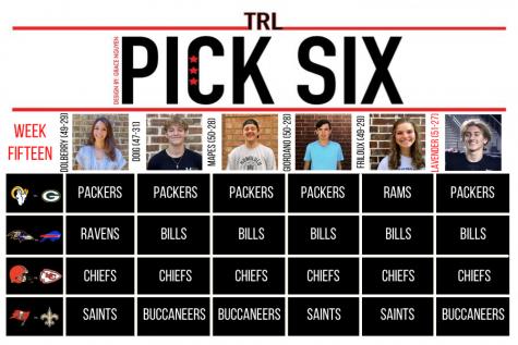 Pick 6: Winning week