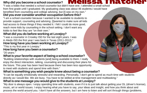 Melissa Thatcher, 9th-11th grade (Pe-Z)