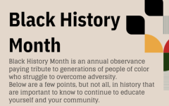 Black History Month takes place this month to honor generations of people of color who overcame adversity.
