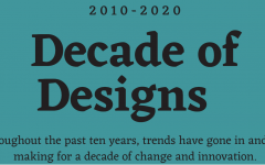 Decade of designs
