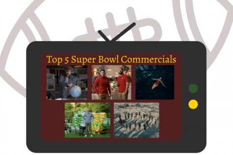 The Super Bowl is recognized for the popularity of its advertisements. TRL