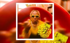 TRL's James Mapes said that Rich The Kid's new album,