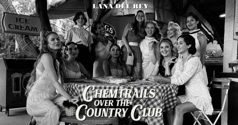 "Lana Del Rey released her album ""Chemtrails Over The Country Club"" on March 19. TRL"