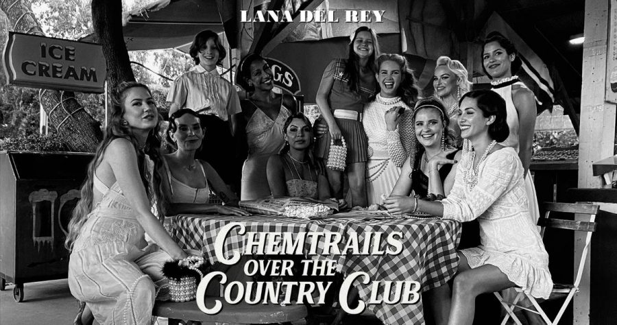 "Lana Del Rey released her album ""Chemtrails Over The Country Club"" on March 19. TRL's James Mapes said Rey's uniqueness is"