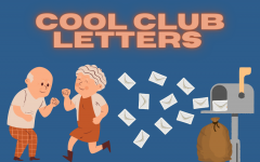 The COOL Club is delivering cards to Seniors through the first week of April. COOL Club officers will hand deliver these cards to residents in Parkview at Allen.