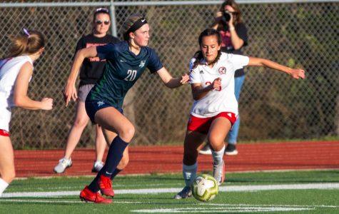 Varsity girl's soccer has record-breaking season