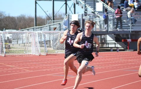 Track heads to district meet
