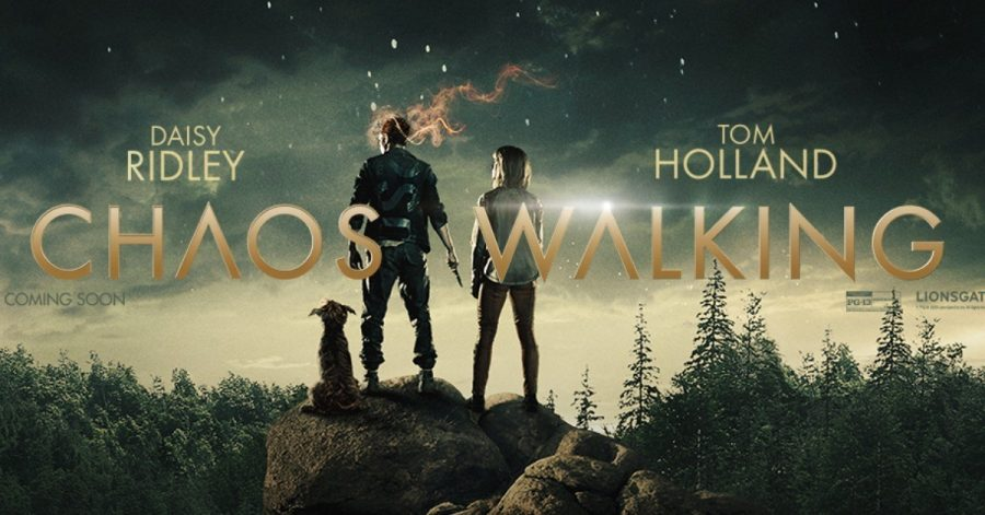 Chaos+Walking+premiered+in+theaters+on+March+5.+TRLs+James+Mapes+said+the+movie+doesnt+contain+the+best+acting.