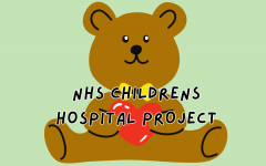This month's NHS service project is donating scented hearts, cards and blankets to local children's hospitals. The scented hearts are used for babies and mothers in the NICU to bond.