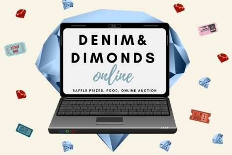 Lovejoy Schools Foundation hosts the first-ever virtual Denim & Diamonds event.  This gala fundraiser will include an online auction, food, and raffle prizes.