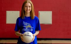 Junior Maci Perkins committed to Cal State Bakersfield to continue her volleyball career. Perkins, along with playing on the varsity team at school, plays for the Skyline volleyball club.