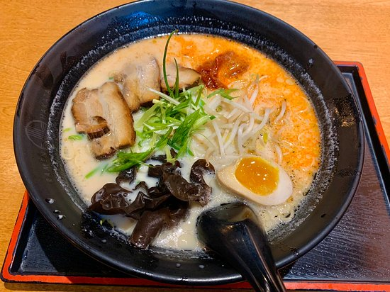 Ramen Hakata is located off of McDermott and Central Expressway. TRL's Lily Bouldin said that this restaurant is