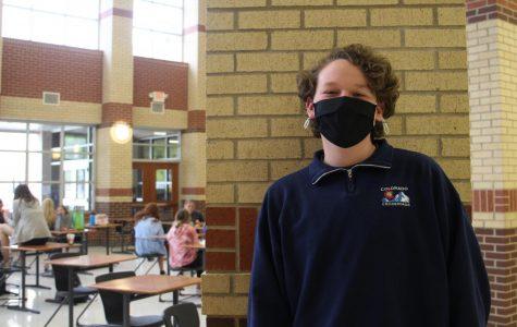 Sophomore Ryder Sullivan