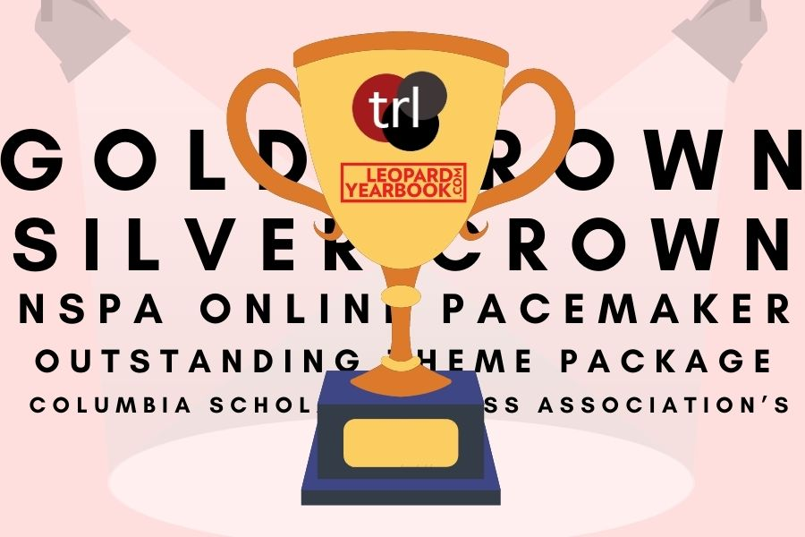 The Red Ledger (TRL) and The Leopard Yearbook earned several national awards. It is the first time in school history that TRL won the NSPA Online Pacemaker.