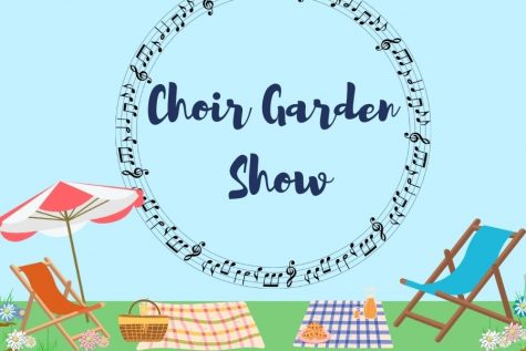 The A capella choir will be performing their spring Garden Show in the courtyard on April 30 at 6:30 p.m.. Visitors are welcomed to bring lawn chairs and picnic blankets to enjoy the performance.