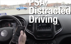Leopard Spotlight #5: PSA Distracted Driving
