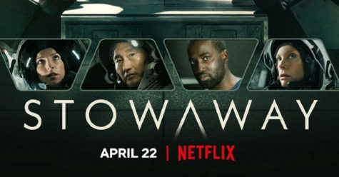 "Netflix released ""Stowaway"" on April 22. TRL"