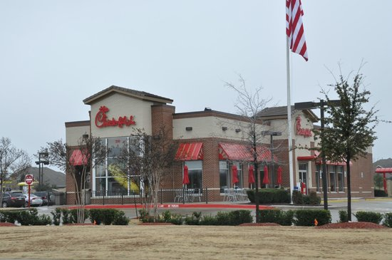 The Chick-Fil-A on Stacy Road will be closing Friday to start renovations. The location will reopen in late May to early June.