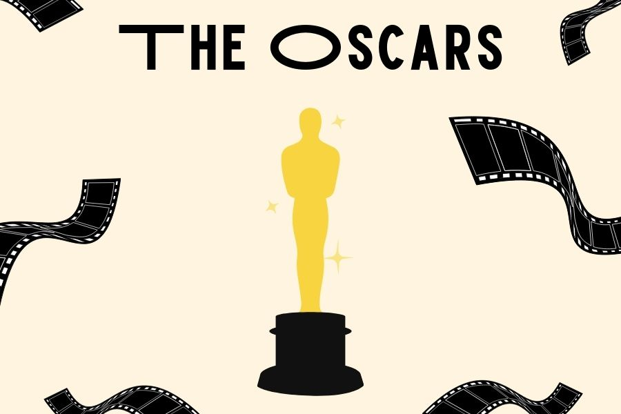 The+Academy+Awards+took+place+on+Sunday.+TRL%27s+Ryan+Wang+said+that+the+ceremony+featured+an+%22impressive+slew%22+of+film%2C+design+and+directing.+
