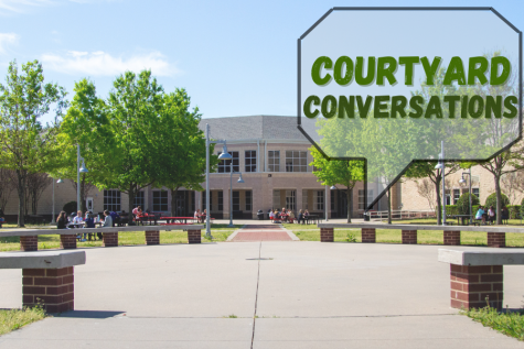 Courtyard Conversations: Principal Chris Mayfield