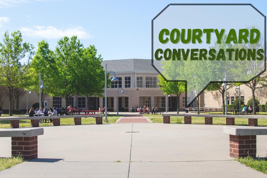 Courtyard Conversations: Principal Chris Mayfield