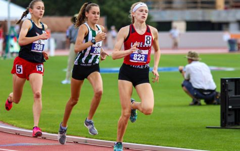 Track competitors place at state