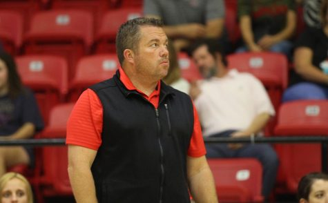 Head volleyball coach Ryan Mitchell will be leaving the district for the next school year. Mitchell will be the coach at Prestonwood Christian Academy for the next school year.