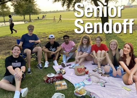 VIDEO: Senior Sendoff