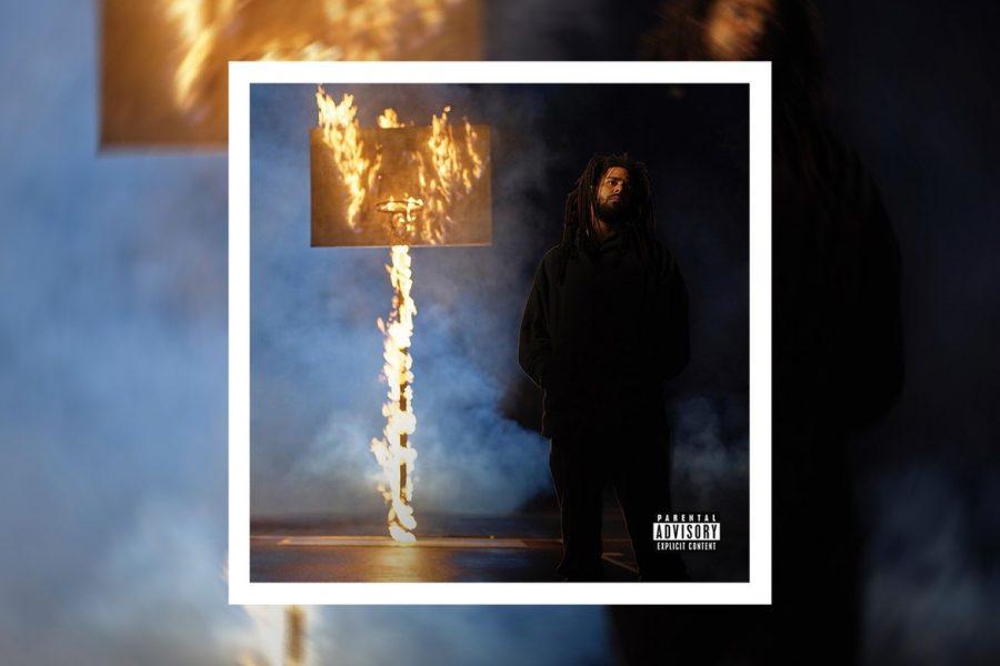 Rapper J-Cole released album