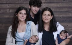 Oldest daughter Alexis Vera, son Noah Vera, and Spanish teacher Amanda Vera all welcome newborn twins Alyssandra and Victoria Vera to the family. During maternity leave Vera had shared everything the class would need on Google Classroom, she also shared the Zoom links for class and tutorials for Spanish teacher Jose Madrid's class.