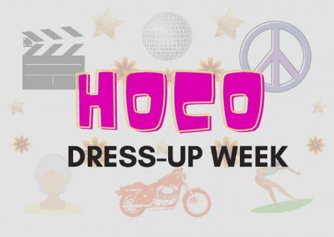 Homecoming dress-up looks
