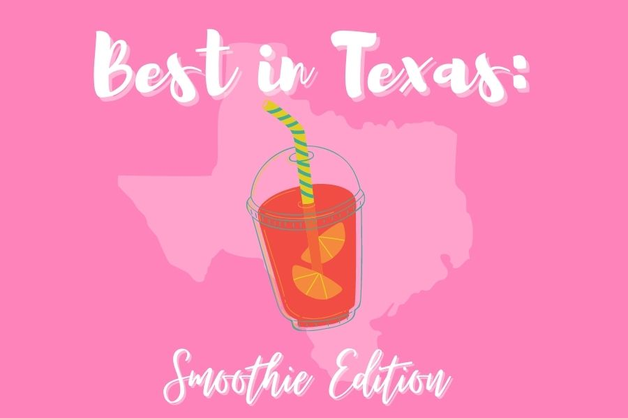 TRL%27s+Anna+Frost+kicks+off+the+%22Best+in+Texas%22+series%2C+reviewing+four+smoothie+places+in+the+area.+