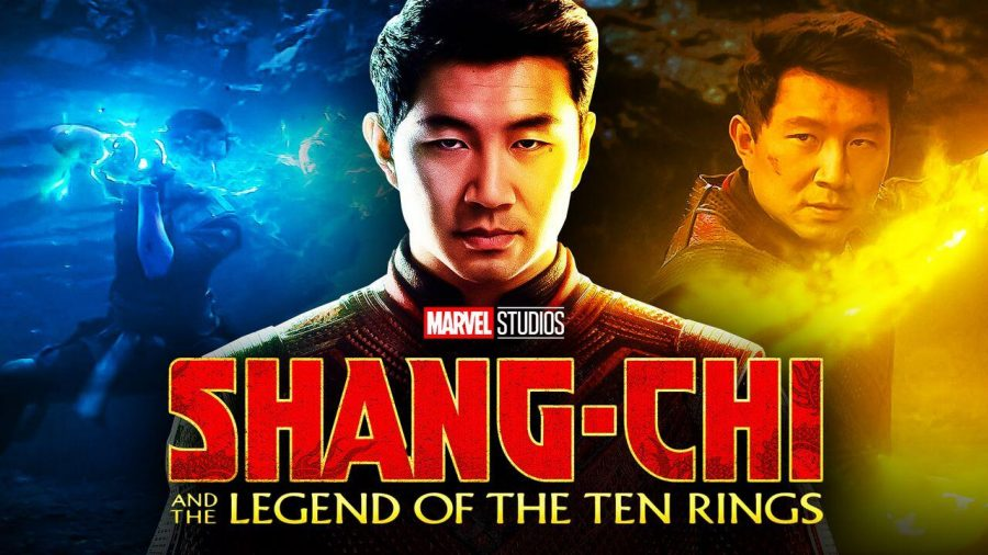 """Marvel released the movie """"Shang-Chi"""" Sept. 3 in theaters. TRL"""