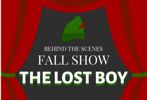 Behind the scenes: Fall show