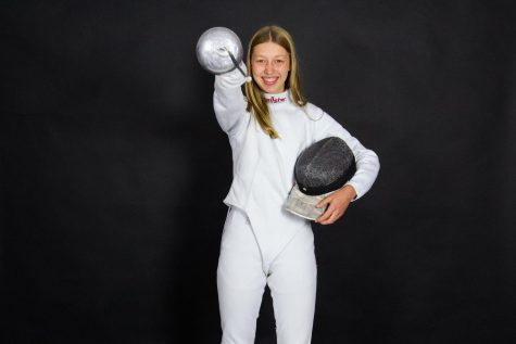 Freshman Emersyn Runions will be competing in the fencing Junior World Cup. The competition will take place in Grenoble, France.