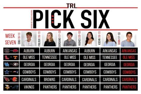 Pick 6: ft. Mr. Lovejoy