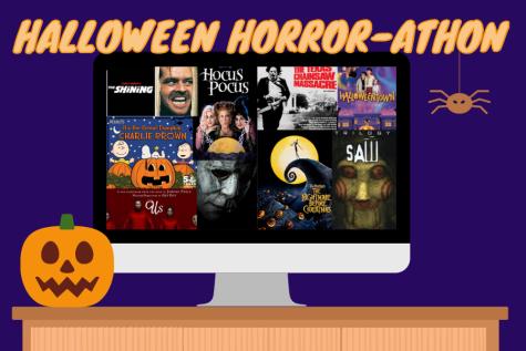 Halloween horror-athon showcases all your favorite Halloween movies.