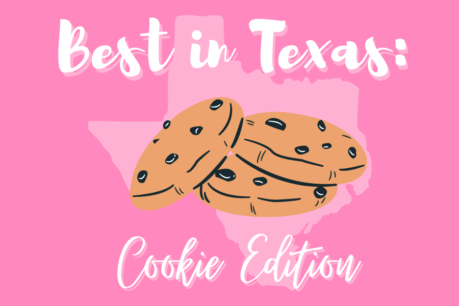 TRLs Eleanor Koehn tried three different chocolate chip cookies for this edition of Best in Texas. Koehn picked JDs Chipperys cookie as the Best in Texas.